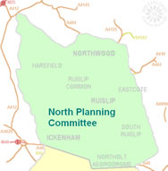Logo for North Planning Committee