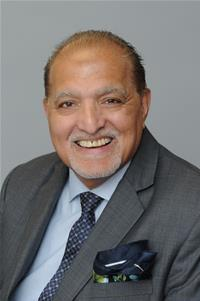 Councillor Roy Chamdal